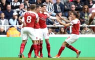 Newcastle v Arsenal