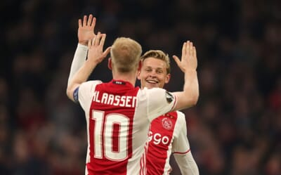 football_netherlands_eredivisie_ajax_klaassen.