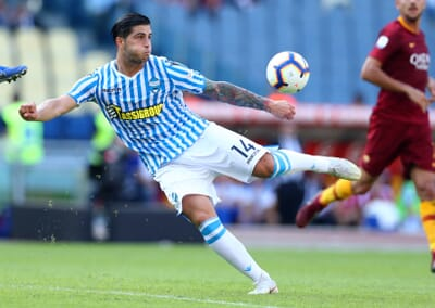 Ac reggiana vs spal betting tips different football betting types