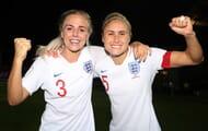 Norway Women v England Women